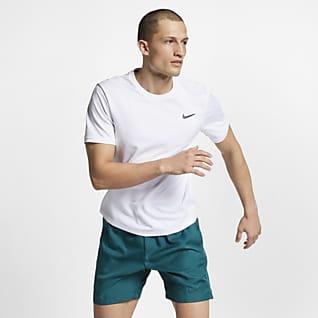 NikeCourt Dri-FIT Ανδρική κοντομάνικη μπλούζα τένις