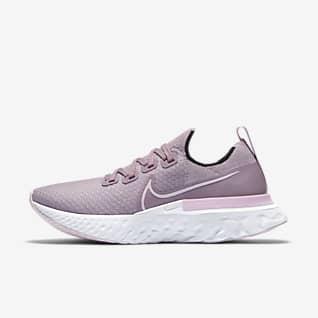 Nike React Infinity Run Flyknit Chaussure de running pour Femme
