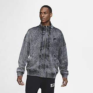 Nike Sportswear Men's Knit Wash Jacket