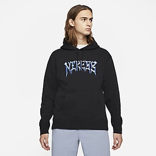 Nike SB Dzianinowa bluza z kapturem do skateboardingu