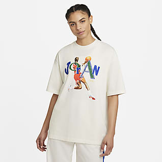Jordan x Aleali May Women's Short-Sleeve T-Shirt