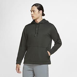 Nike Pro Sudadera con capucha sin cierre para hombre