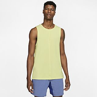 Nike Yoga Haut sans manches pour Homme