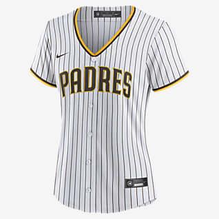MLB San Diego Padres (Manny Machado) Women's Replica Baseball Jersey
