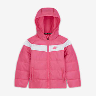 Nike Little Kids' Full-Zip Puffer Jacket