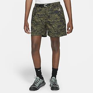 Nike ACG Trailshorts med heldækkende print til mænd