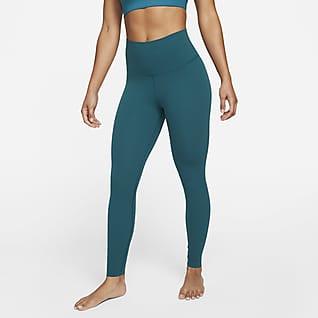 Nike Yoga Luxe Γυναικείο ψηλόμεσο κολάν Infinalon 7/8