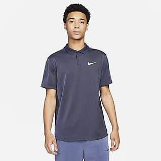NikeCourt Dri-FIT ADV Slam Tennispolo voor heren