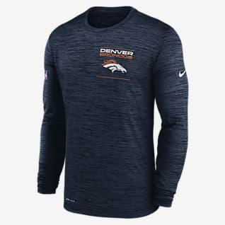 Nike Dri-FIT Sideline Velocity Legend (NFL Denver Broncos) Men's Long-Sleeve T-Shirt