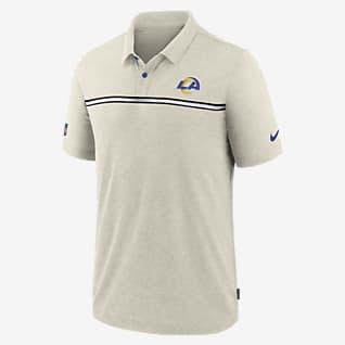 Nike Dri-FIT (NFL Los Angeles Rams) Men's Polo
