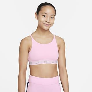 Nike Trophy Sports-bh til store børn (piger)
