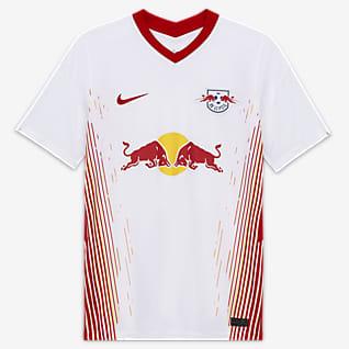 RB Leipzig 2020/21 Stadium Home Men's Football Shirt