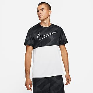 Nike Pro Dri-FIT SuperSet Sport Clash Playera de entrenamiento de manga corta para hombre