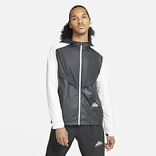 Nike Windrunner Trail-Laufjacke für Herren