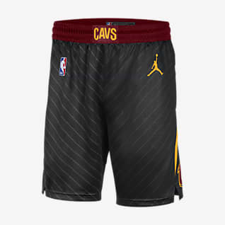 Cavaliers Statement Edition 2020 Men's Jordan NBA Swingman Shorts