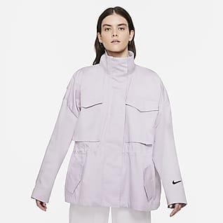 Nike Sportswear Collection Essentials Veste M65 pour Femme