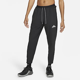 Nike Phenom Elite กางเกงวิ่งเทรลขายาวผู้ชายแบบทอ