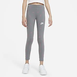 Nike Sportswear Tight imprimé pour Fille plus âgée