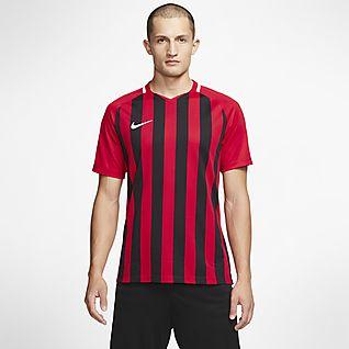 Nike Striped Division 3 Fodboldtrøje til mænd