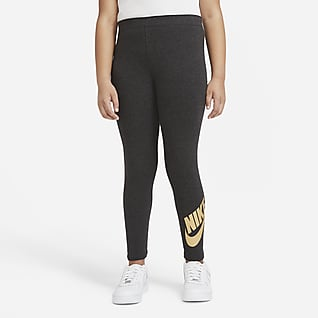 Nike Sportswear Favourites Older Kids' (Girls') Leggings (Extended Size)