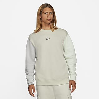 Nike Sportswear Sudadera de tejido Fleece con Swoosh - Hombre