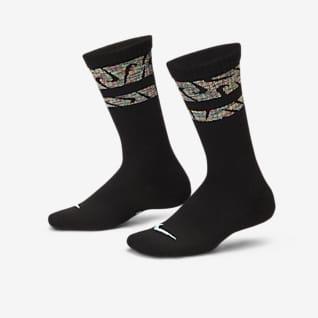 Nike Everyday Chaussettes mi-mollet rembourrées pour Enfant (3 paires)