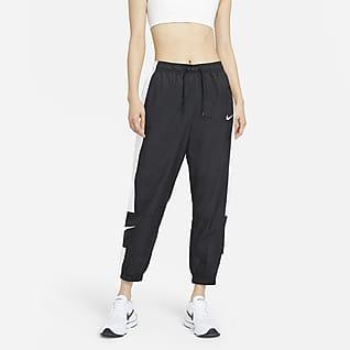 Nike Sportswear Repel กางเกงขายาวผู้หญิงแบบทอ