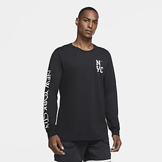 Nike NYC Men's Long-Sleeve T-Shirt