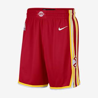 Hawks Icon Edition 2020 Nike NBA Swingman Shorts für Herren