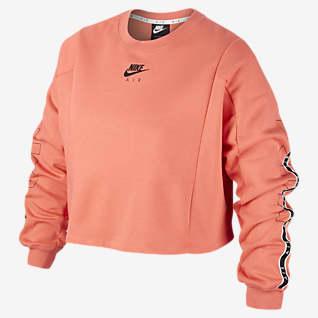 Nike Air Tröja för kvinnor (stora storlekar)