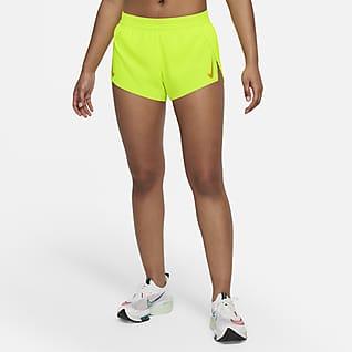 Nike AeroSwift Damen-Laufshorts