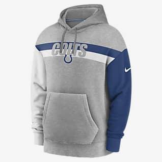 Nike Wordmark (NFL Colts) Men's Hoodie