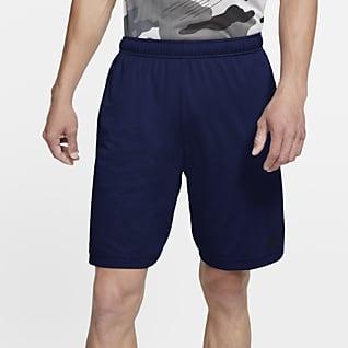 Nike Dri-FIT กางเกงเทรนนิ่งขาสั้นตาข่ายผู้ชาย