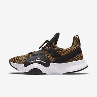 Nike SuperRep Groove Γυναικεία παπούτσια για χορό και αερόβιες ασκήσεις