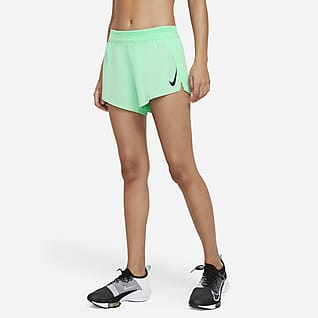 Nike AeroSwift Женские беговые шорты