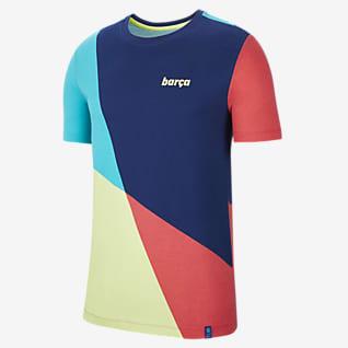 FC Barcelona Fotbolls-t-shirt för män