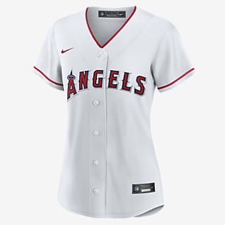 MLB Los Angeles Angels (Mike Trout) Women's Replica Baseball Jersey