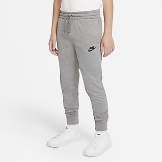 Nike Sportswear 大童(男孩)针织长裤