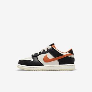 Nike Dunk Low PRM Schuh für jüngere Kinder