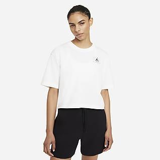 Jordan Essentials Tee-shirt ample pour Femme