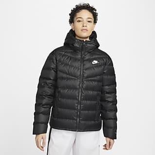 Nike Sportswear Therma-FIT Repel Windrunner Jakke til kvinder