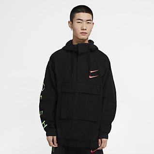Nike Sportswear Swoosh Herren-Webjacke