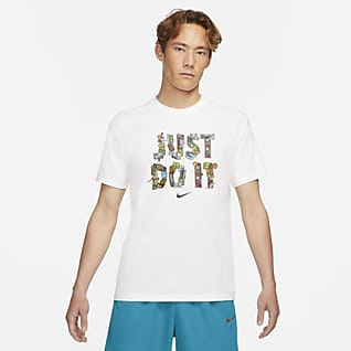 "Nike ""Just Do It"" 男子篮球T恤"