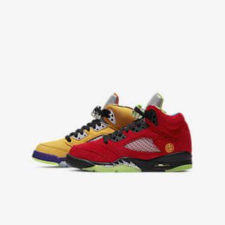 Air Jordan 5 Retro SE (GS) 复刻大童运动童鞋