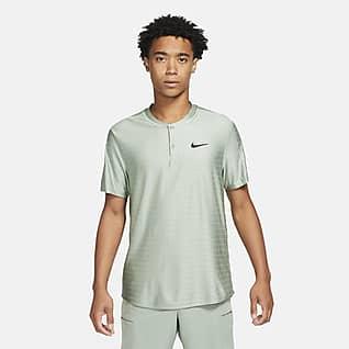 NikeCourt Dri-FIT Advantage Мужская теннисная рубашка-поло
