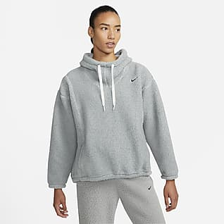 Nike Therma-FIT Women's Pullover Training Hoodie