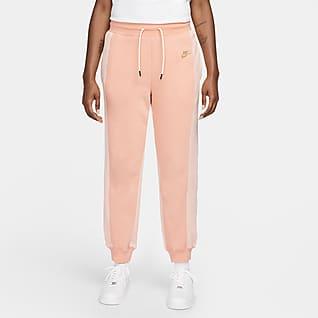 Serena Design Crew Pantalón de tenis de tejido Fleece - Mujer
