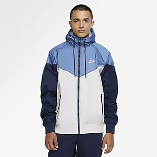 Men's Windbreakers. Nike AT