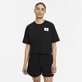 Jordan Essentials Boxformad t-shirt för kvinnor