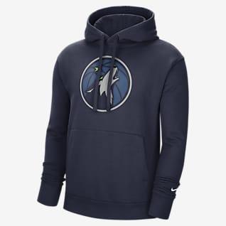 Minnesota Timberwolves Essential Men's Nike NBA Pullover Hoodie